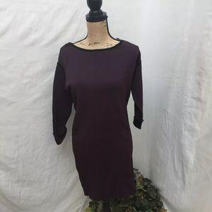 Ann Taylor sweater dress long sleeve Sz xsmall